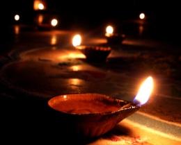 INDIA — Come Festeggiare il Diwali—